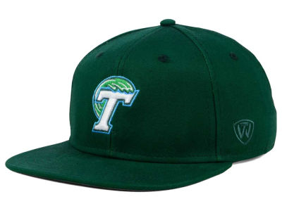 Tulane Green Wave Top of the World NCAA League Snapback Cap