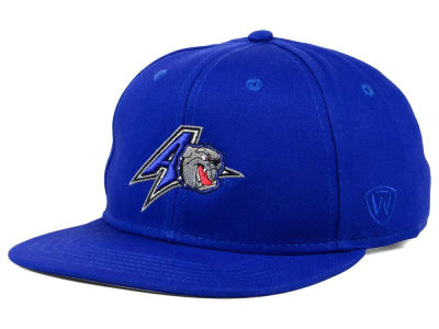 UNC Asheville Bulldogs Top of the World NCAA League Snapback Cap