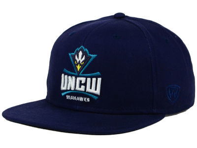 UNC Wilmington Seahawks Top of the World NCAA League Snapback Cap