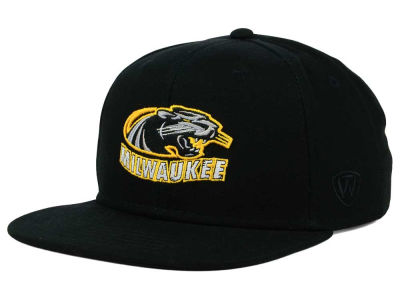 Wisconsin Milwaukee Panthers Top of the World NCAA League Snapback Cap