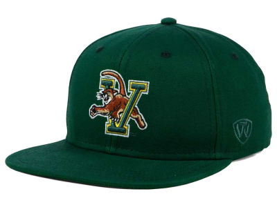 Vermont Catamounts Top of the World NCAA League Snapback Cap