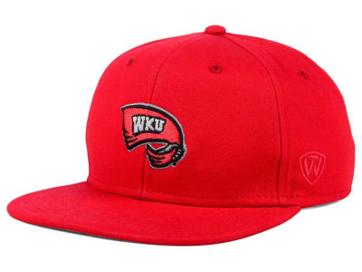 Western Kentucky Hilltoppers Top of the World NCAA League Snapback Cap