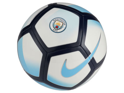 Manchester City Pitch Soccer Ball