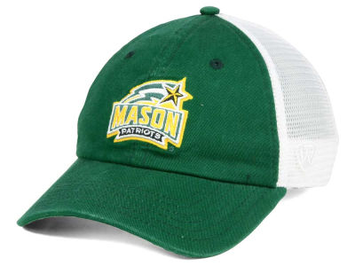 George Mason Patriots Top of the World NCAA Backroad Cap