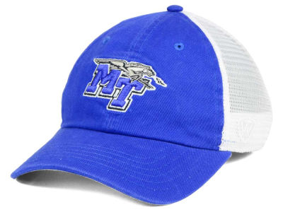 Middle Tennessee State Blue Raiders Top of the World NCAA Backroad Cap