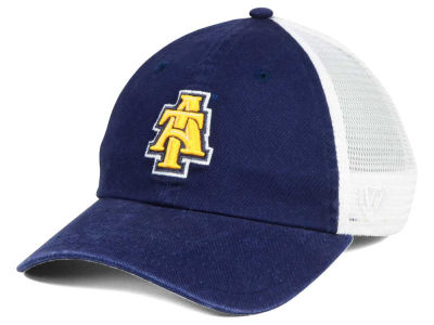 North Carolina A&T Aggies Top of the World NCAA Backroad Cap