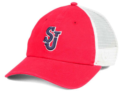 St Johns Red Storm Top of the World NCAA Backroad Cap