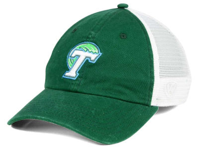 Tulane Green Wave Top of the World NCAA Backroad Cap