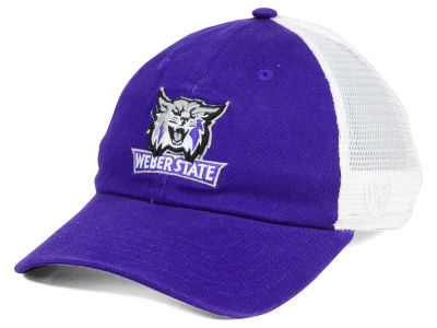 Weber State Wildcats Top of the World NCAA Backroad Cap