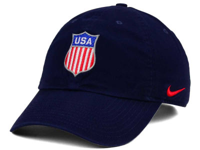 USA Hockey Nike 2018 Olympic Rink Cap