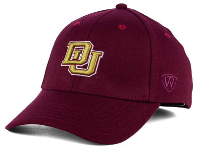 Denver Pioneers Top of the World NCAA Class Stretch Cap