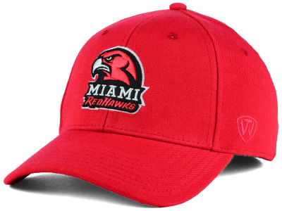 Miami (Ohio) Redhawks Top of the World NCAA Class Stretch Cap