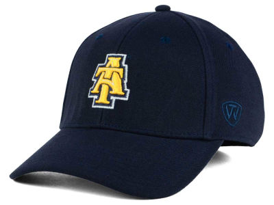 North Carolina A&T Aggies Top of the World NCAA Class Stretch Cap