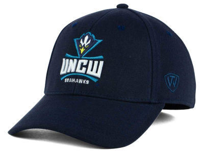 UNC Wilmington Seahawks Top of the World NCAA Class Stretch Cap