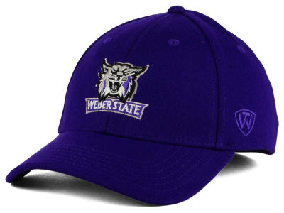 Weber State Wildcats Top of the World NCAA Class Stretch Cap