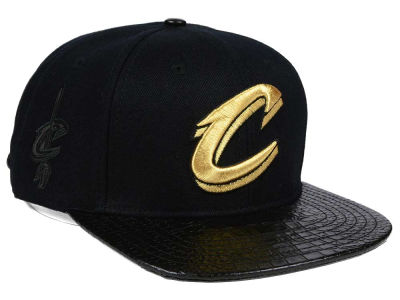 Cleveland Cavaliers Pro Standard NBA Gold Strapback Cap
