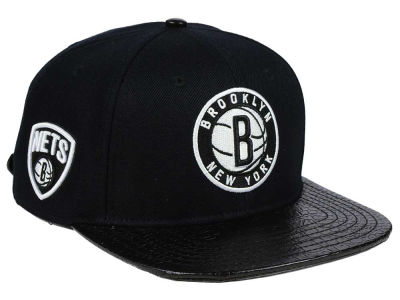 Brooklyn Nets Pro Standard NBA Team Color Jersey Strapback Cap