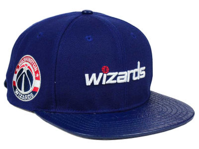 Washington Wizards Pro Standard NBA Team Color Jersey Strapback Cap