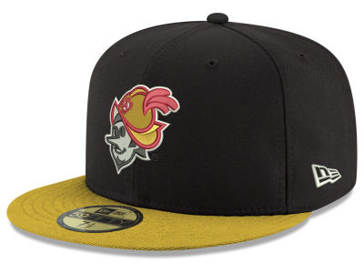 Albuquerque Dukes New Era MLB Dukes Custom 59FIFTY Cap