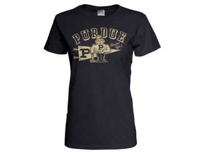 Purdue Boilermakers 2 for $28 J America NCAA Women's Vintage Flag T-Shirt