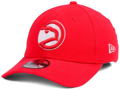 Atlanta Hawks New Era NBA Hardwood Classic Nights Six 39THIRTY Cap