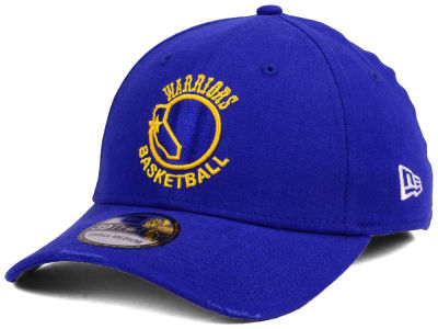 Golden State Warriors New Era NBA Hardwood Classic Nights Six 39THIRTY Cap