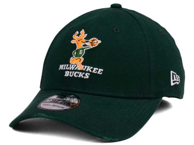 Milwaukee Bucks New Era NBA Hardwood Classic Nights Six 39THIRTY Cap