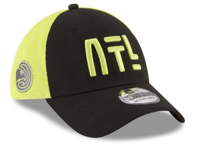 Atlanta Hawks New Era NBA City Series 39THIRTY Cap