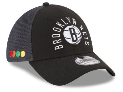 Brooklyn Nets New Era NBA City Series 39THIRTY Cap