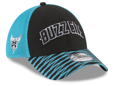 Charlotte Hornets New Era NBA City Series 39THIRTY Cap