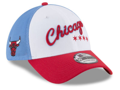 Chicago Bulls New Era NBA City Series 39THIRTY Cap