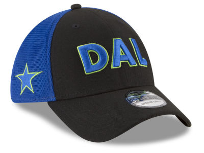 Dallas Mavericks New Era NBA City Series 39THIRTY Cap