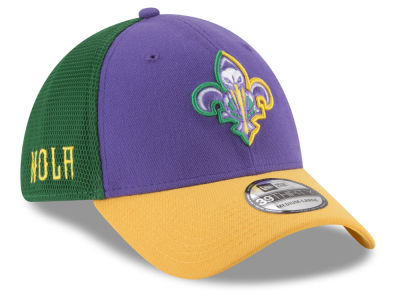 New Orleans Pelicans New Era NBA City Series 39THIRTY Cap