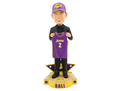 Los Angeles Lakers Lonzo Ball NBA Draft Day Bobblehead