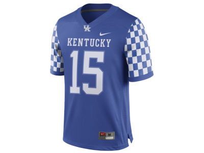 Kentucky Wildcats Nike NCAA Men's Football Replica Game Jersey