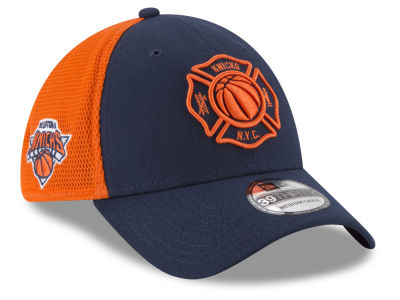 New York Knicks New Era NBA Youth City Series 39THIRTY Cap