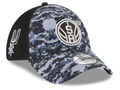 San Antonio Spurs New Era NBA Youth City Series 39THIRTY Cap