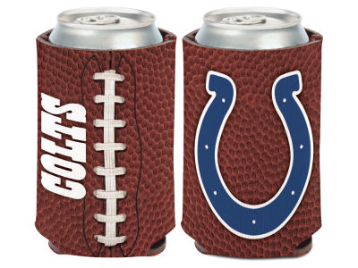 Indianapolis Colts Can Coozie Ball