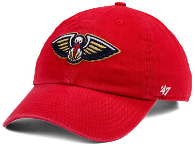 New Orleans Pelicans '47 NBA '47 CLEAN UP Cap