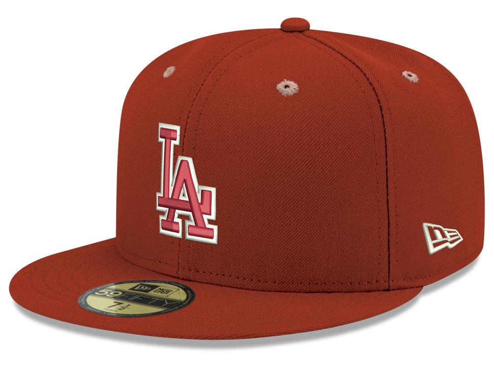 premium selection 1d63d 751d3 Los Angeles Dodgers New Era MLB Pantone Collection 59FIFTY Cap   lids.com