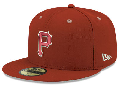best service 131da b6941 Pittsburgh Pirates New Era MLB Pantone Collection 59FIFTY Cap