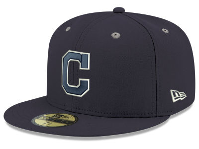 Cleveland Indians New Era MLB Pantone Collection 59FIFTY Cap