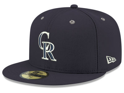 Colorado Rockies New Era MLB Pantone Collection 59FIFTY Cap
