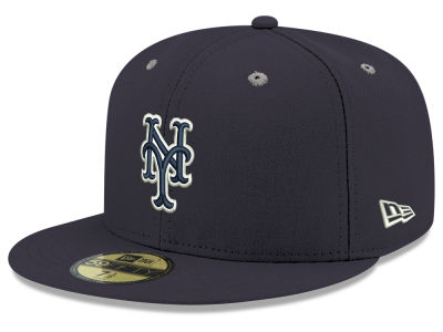 New York Mets New Era MLB Pantone Collection 59FIFTY Cap