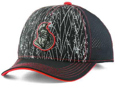Ottawa Senators Outerstuff NHL Youth On-Ice Structured Adjustable Cap