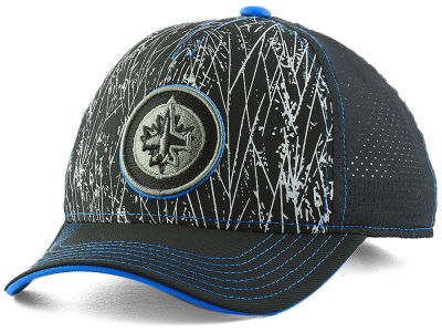 Winnipeg Jets Outerstuff NHL Youth On-Ice Structured Adjustable Cap