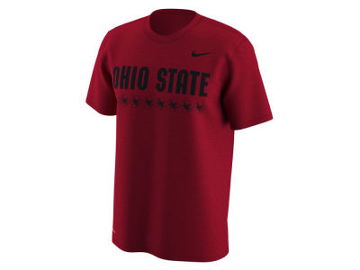 Ohio State Buckeyes Nike NCAA Men's Fresh Trainer Hook T-Shirt