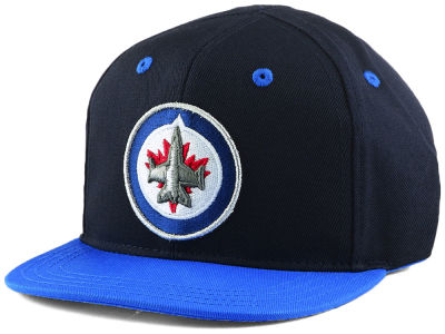 Winnipeg Jets Outerstuff NHL Infant 2Tone Flatbrim Cap
