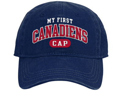 Montreal Canadiens Outerstuff NHL Infant My First Arch Slouch Cap