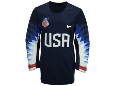 USA Hockey Nike IIHF Men's Replica Hockey Jersey